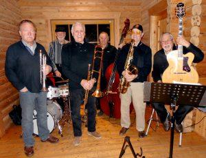 Magnolia Jazz Band
