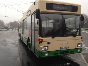 Youngtimer Bus