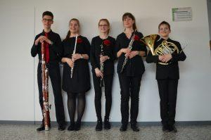Bläserquintett Musikschule